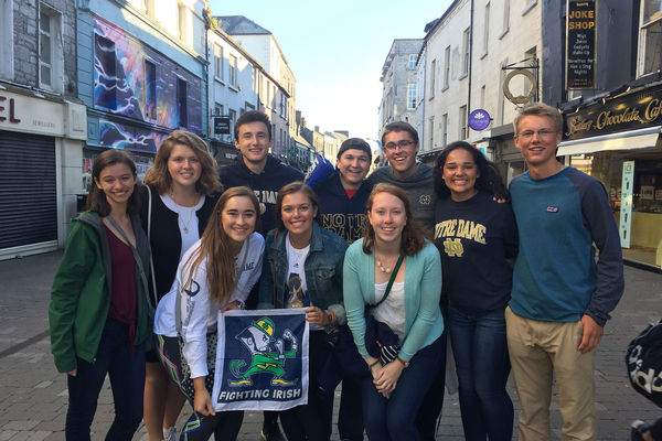 Galway Student Photo